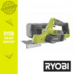 Ryobi R18PL-0 18V akkumulátoros gyalu alapgép
