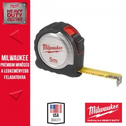 Milwaukee Mérőszalag 5m metrikus