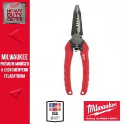 Milwaukee 5 az 1-ben lapos fogó