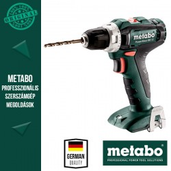 METABO PowerMaxx BS 12 Akkus fúrócsavarozó alapgép