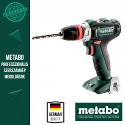 METABO PowerMaxx BS 12 Q Akkus fúrócsavarozó kofferben, alapgép