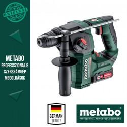 METABO PowerMaxx BH 12 BL 16 Akkus Kombikalapács metaBOX kofferben (2x 12 V/2,0 Ah akkuval és töltővel)
