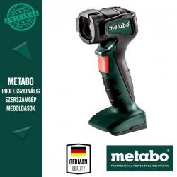 METABO PowerMaxx ULA 12 LED Akkus Kézilámpa, alapgép