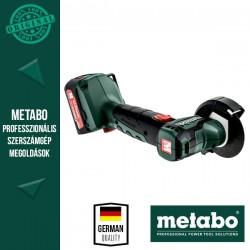 METABO PowerMaxx CC 12 BL Akkus Sarokcsiszoló metaBOX kofferben (2x 12 V/2,0 Ah akkuval és töltővel)