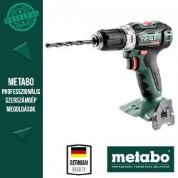 METABO BS 18 L BL Akkus Fúrócsavarozó metaBOX kofferben, alapgép