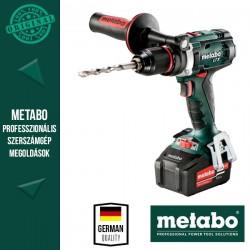 METABO BS 18 LTX IMPULS Akkus Fúrócsavarozó metaBOX kofferben (2x 18 V/5,2 Ah akkuval és töltővel)