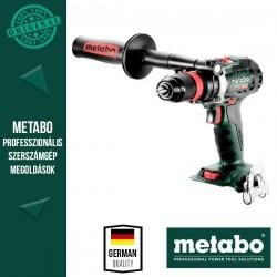 METABO BS 18 LTX BL Q I Akkus Fúrócsavarozó metaBOX kofferben, alapgép