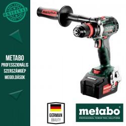 METABO BS 18 LTX BL Q I Akkus Fúrócsavarozó metaBOX kofferben (2x 18 V/5,2 Ah akkuval és töltővel)