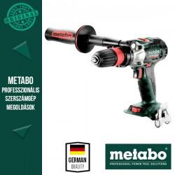 METABO GB 18 LTX BL Q I Akkus Menetfúró metaBOX kofferben, alapgép