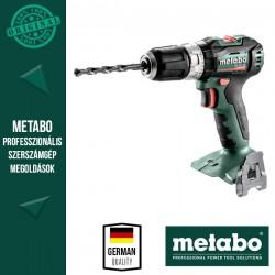 METABO SB 18 L BL Akkus Ütvefúró-csavarbehajtó metaBOX kofferben, alapgép