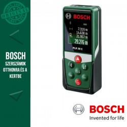 BOSCH PLR 40 C Digitális lézeres távolságmérő