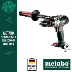 METABO SB 18 LTX BL I Akkus Ütvefúró-csavarbehajtó metaBOX kofferben, alapgép