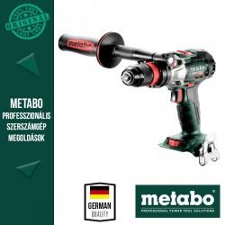 METABO SB 18 LTX BL Q I Akkus Ütvefúró-csavarbehajtó metaBOX kofferben, alapgép