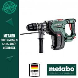 METABO KHA 18 LTX BL 40 Akkus Kombikalapács műanyag hordtáskával, alapgép