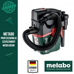 METABO AS 18 L PC COMPACT Akkus Porszívó, alapgép