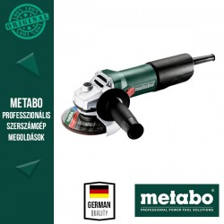 METABO W 850-115 Sarokcsiszoló 115 mm, 850 W