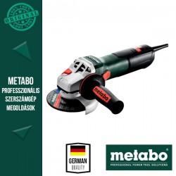 METABO W 11-125 QUICK Sarokcsiszoló, 125 mm, 1100 W