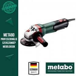 METABO WPB 13-125 QUICK Sarokcsiszoló, 125 mm, 1300 W
