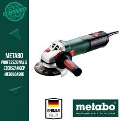 METABO W 13-125 QUICK Sarokcsiszoló metaBOX kofferben, 125 mm, 1350 W