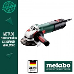 METABO W 13-125 QUICK Sarokcsiszoló, 125 mm, 1350 W