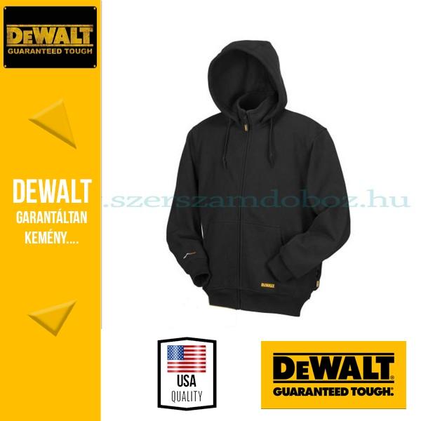 DeWalt DCJ067XXL-XJ XXL fűthető kapucnis pulóver