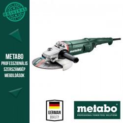 METABO WE 2400 - 230 Sarokcsiszoló, 230 mm, 2400 W
