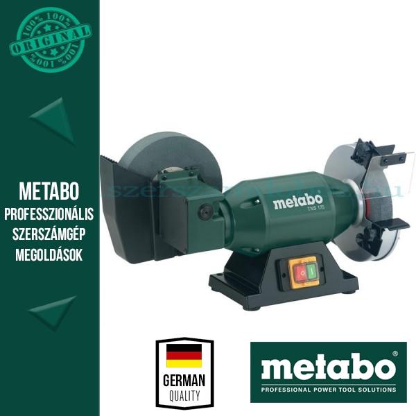 Metabo TNS 175 Kettős köszörű