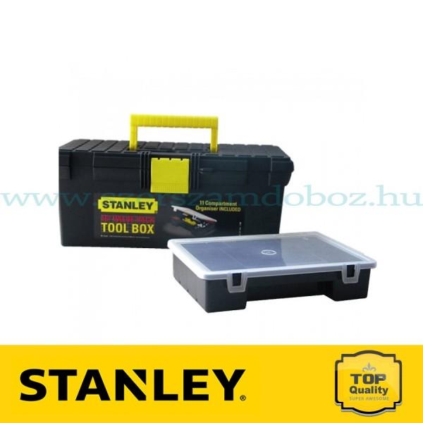"""Stanley 16"""" Szerszámosláda szortimenterrel"""