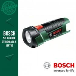 BOSCH EasyLamp 12 Akkus lámpa (akku és töltő nélkül)