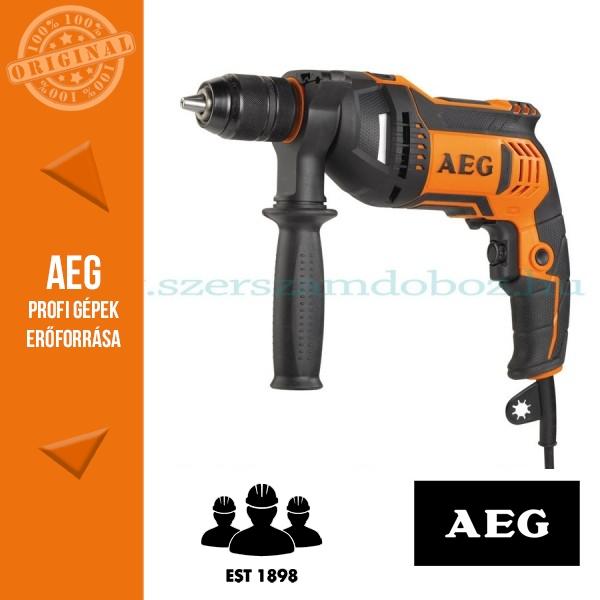 AEG BE 750 RE Fúrógép