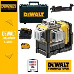 DeWalt DCE089D1G-QW 360°-os önbeálló vonallézer