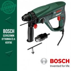 BOSCH PBH 2100 RE elektromos SDS-Plus Fúrókalapács + Fúrótokmány kofferben