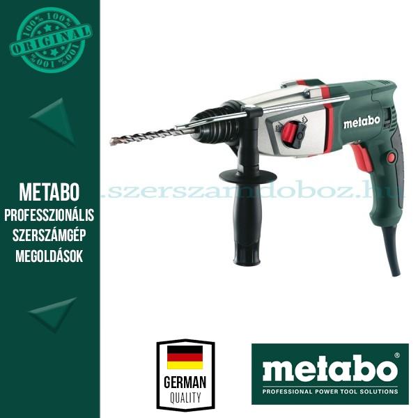 Metabo BHE 2644 Fúrókalapács