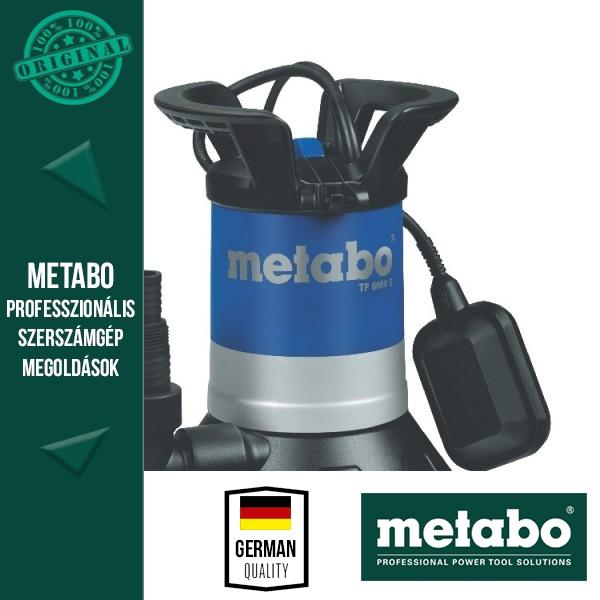 Metabo TP 8000 S Búvárszívattyú