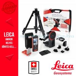 Leica DISTO S910 távolságmérő + FTA360-S adapter + TRI70 állvány