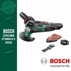 BOSCH AdvancedMulti 18 Akkus multifunkcionális gép (akku és töltő nélkül)