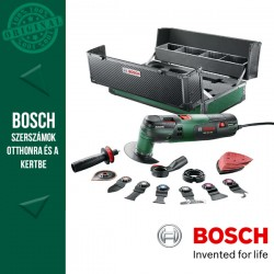 BOSCH PMF 250 CES Sez elektromos Multifunkcionális gép kofferben