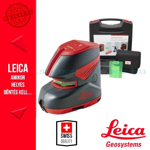Leica Lino L2G+ Keresztlézer