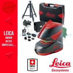 Leica Lino L2G+ Keresztlézer + TRI70 állvány