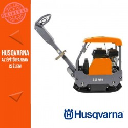 Husqvarna benzines LAPVIBRÁTOR  LG 164  HONDA 350