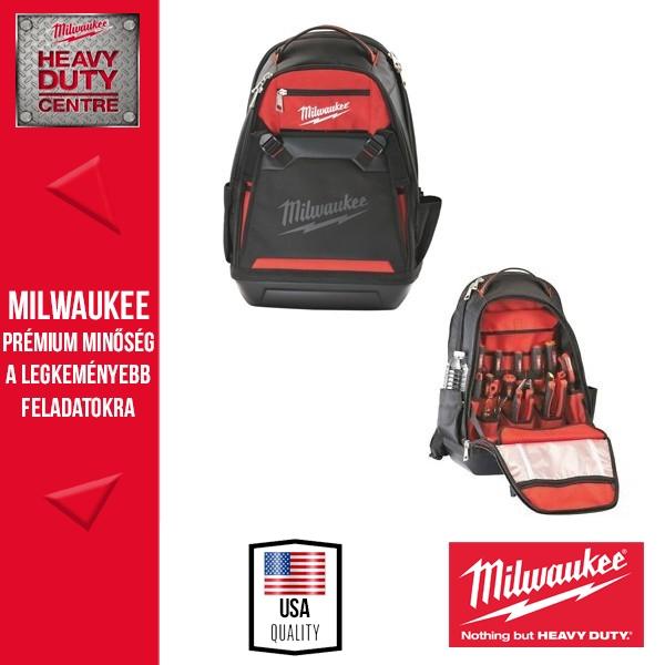 Milwaukee Szerszámtároló hátizsák