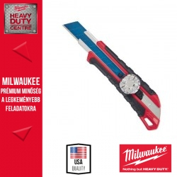 Milwaukee Törhető pengés kés 18 mm