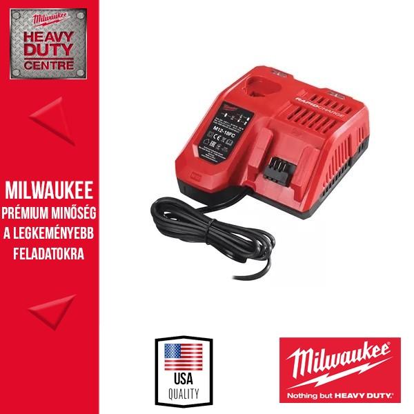 Milwaukee M12-18 FC Akkumulátor gyorstöltő
