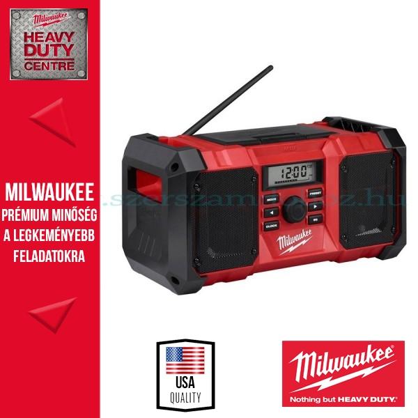 Milwaukee M18 JSR-0 Építőipari rádió