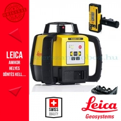 Leica Rugby 640 Forgólézer (elemes)