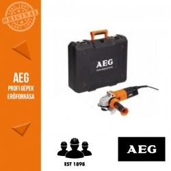 AEG WS 9-125 Sarokcsiszoló szett