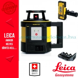 Leica Rugby 810 Forgólézer (elemes)