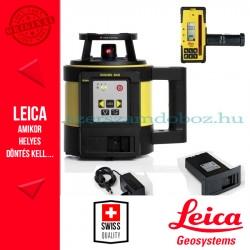 Leica Rugby 840 Forgólézer (akkus)