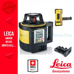 Leica Rugby 870 Forgólézer (elemes)