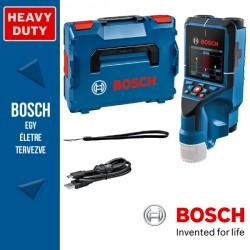 BOSCH D-tect 200 C Falszkenner + USB-C Kábel + csuklópánt + L-boxx